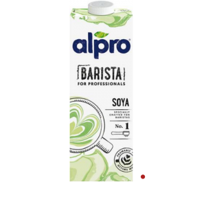 NAPÓJ SOJOWY BARISTA FOR PROFESSIONAL 1L ALPRO